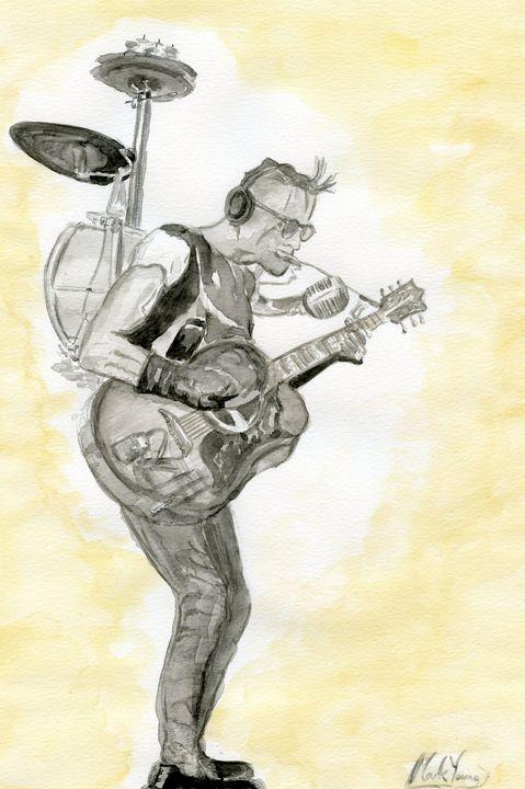 One Man Band - SplatterMarks
