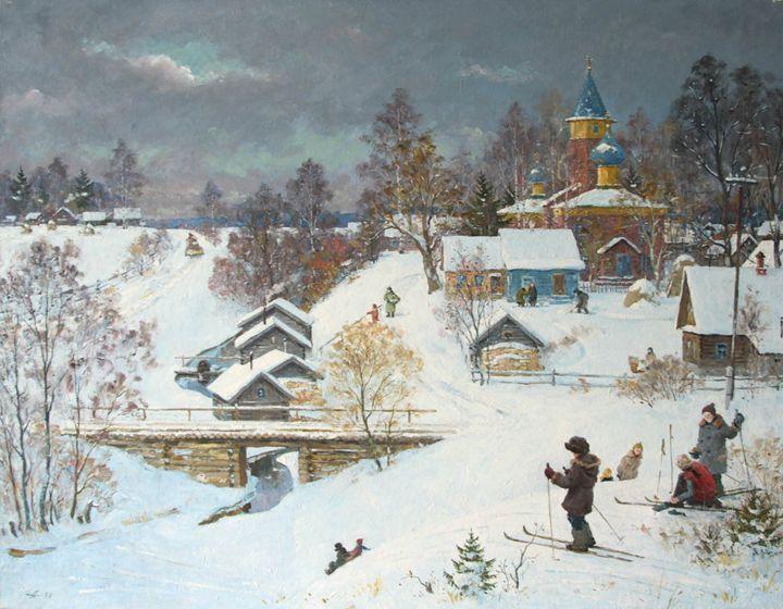 Village - Alexandrovsky