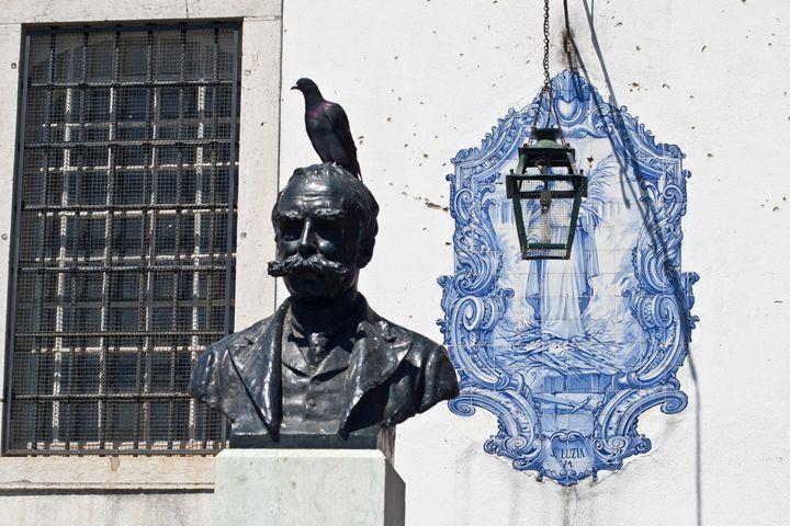 miradouro of Santa Luzia Lisbon - brunopaolobenedetti
