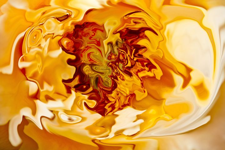 orange shades  and undertones - brunopaolobenedetti