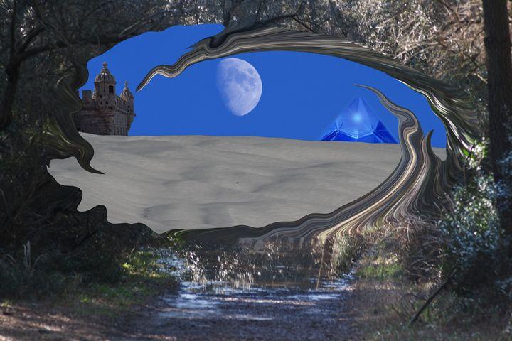new dimension beyond a gateway - brunopaolobenedetti