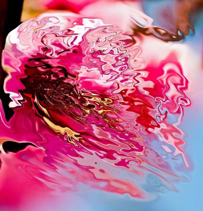pink shades in dark and light tones - brunopaolobenedetti