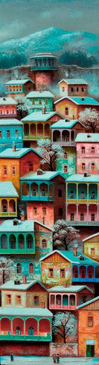 Old Tbilisi - D A V I D