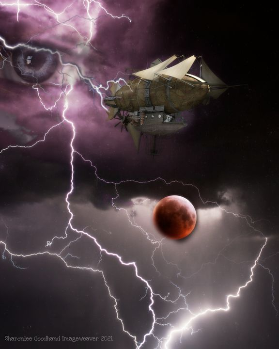 Steampunk Dreams - ImageWeaver - Sharonlee Goodhand