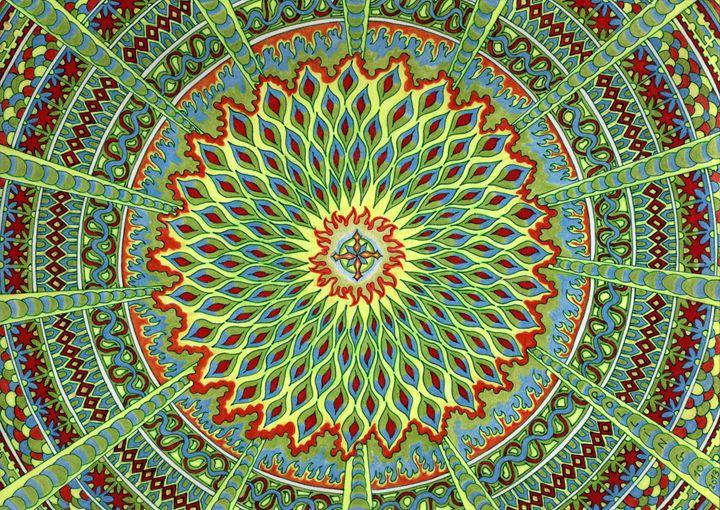 Cosmic salad - Chris Rolling