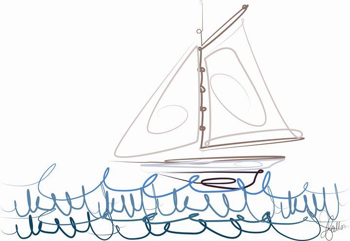 Sail - Jeanne Fallon
