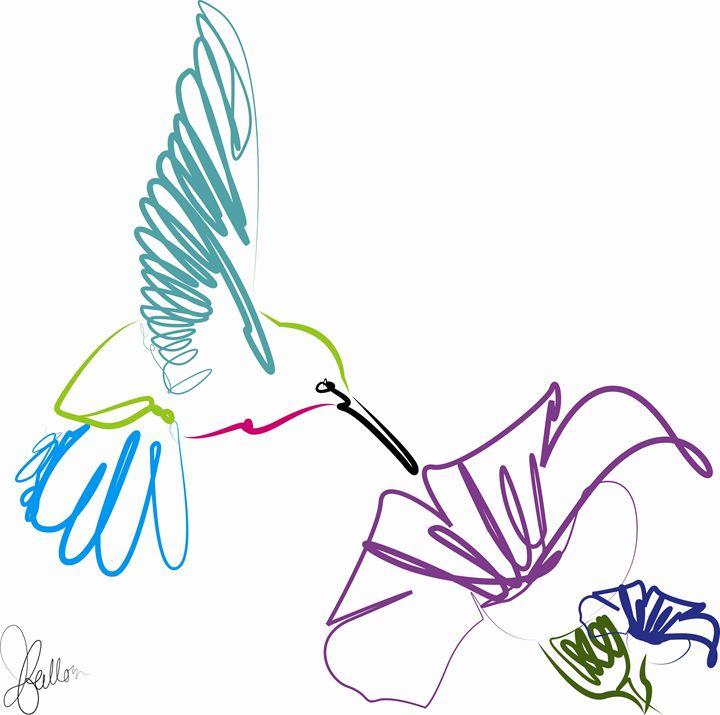 HummingBird - Jeanne Fallon