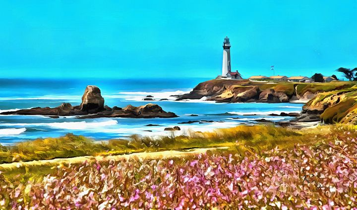 The Pigeon Point Lighthouse - Ramo Sabanovic