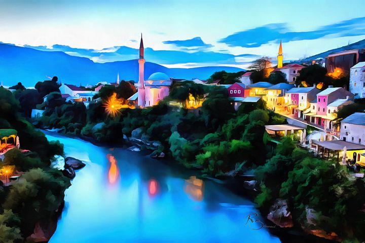 Mostar Dzamija - Ramo Sabanovic