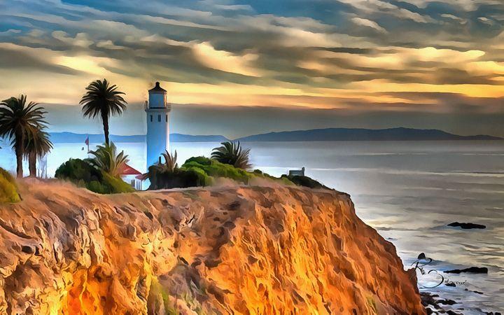 Point Vicente Lighthouse - Ramo Sabanovic