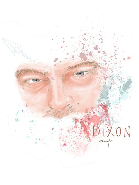 Daryl Dixon - Caroline Montoya
