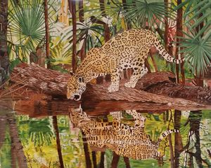 Leopard - Marilyn Welsh