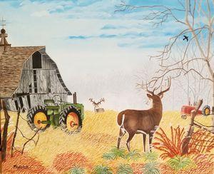 Farmer's treasure - Marilyn Welsh