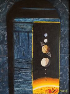 Planets - Marilyn Welsh