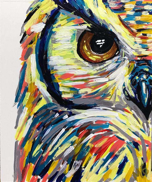 Owl-ish - Redbird