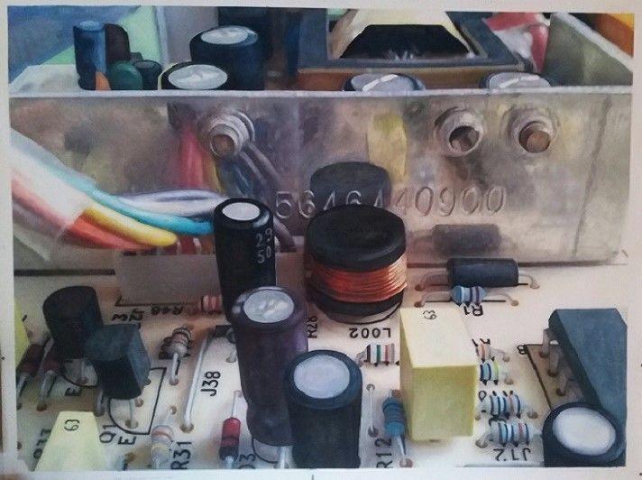 """Circuit informatique """"La Plage"""" - DAN LIEFOOGHE"""