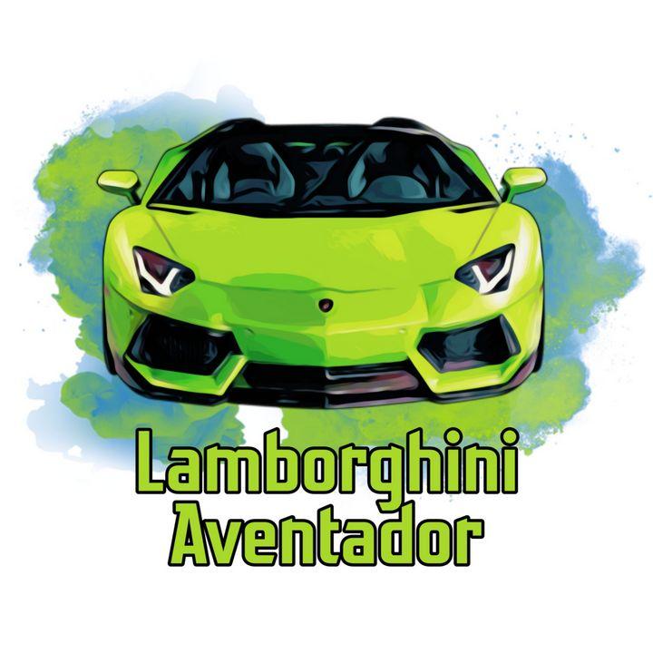 Lamborghini Aventador - VickyHanggara