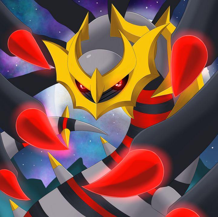 Giratina (pokemon) - Yukinerashi