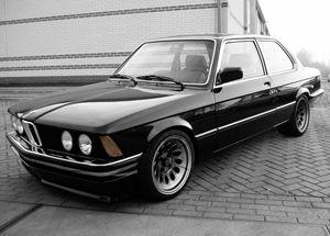 BMW E21 GTAm - StudioWolf