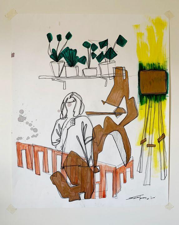 Lucie - Seantii Art