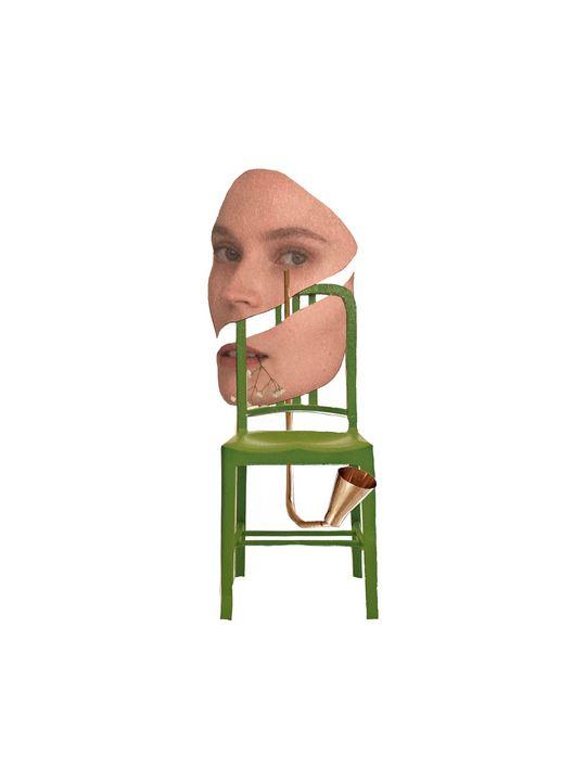 Sick of sitting - Seantii Art