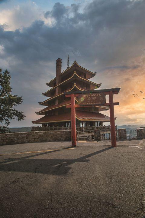Reading Pagoda 07.17a - Howard Roberts Photography
