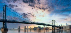 Ben Franklin Bridge 10.24.20