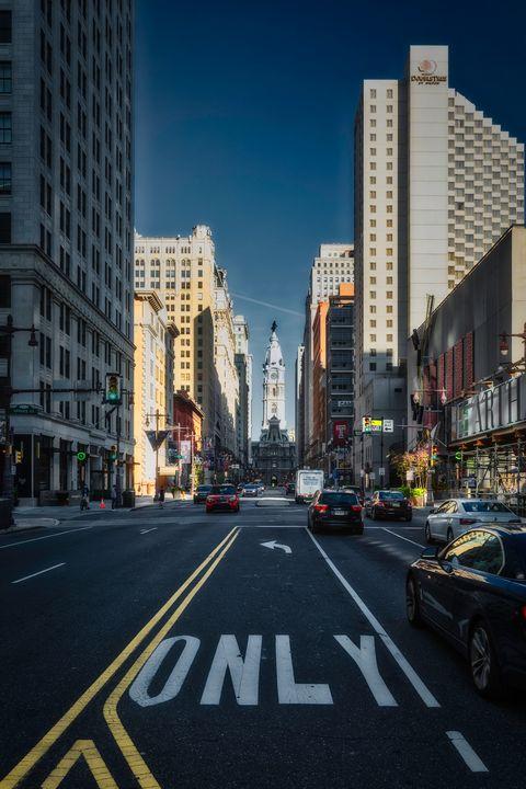 Center City Philadelphia - Howard Roberts Photography
