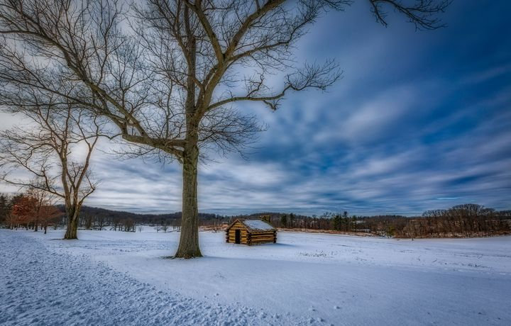 Valley Forge 12.17.20e - Howard Roberts Photography