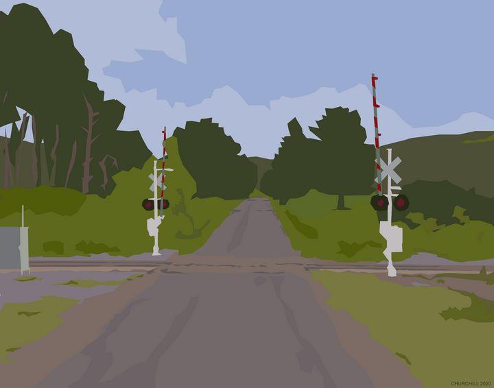 Dingman Hill Road, Bainbridge NY - John Churchill