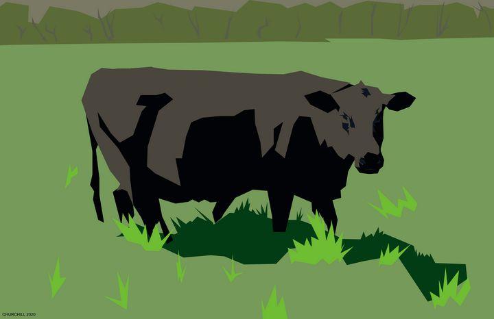 Black Cow - John Churchill