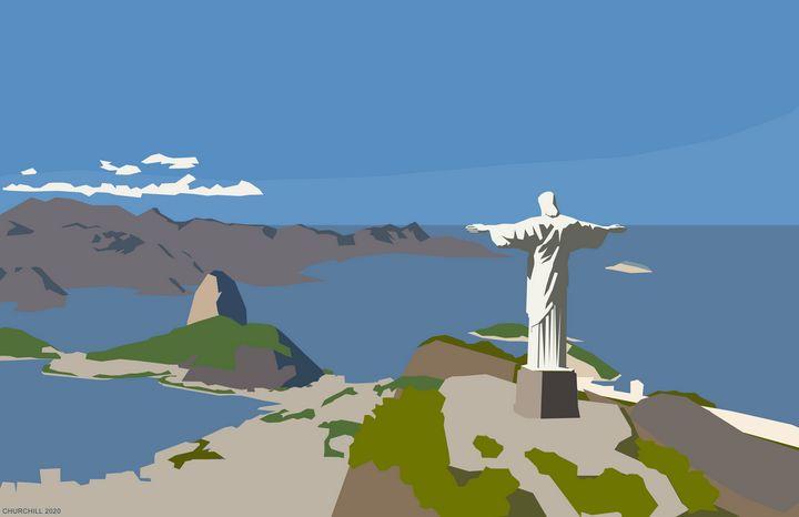 Rio de Janeiro - John Churchill