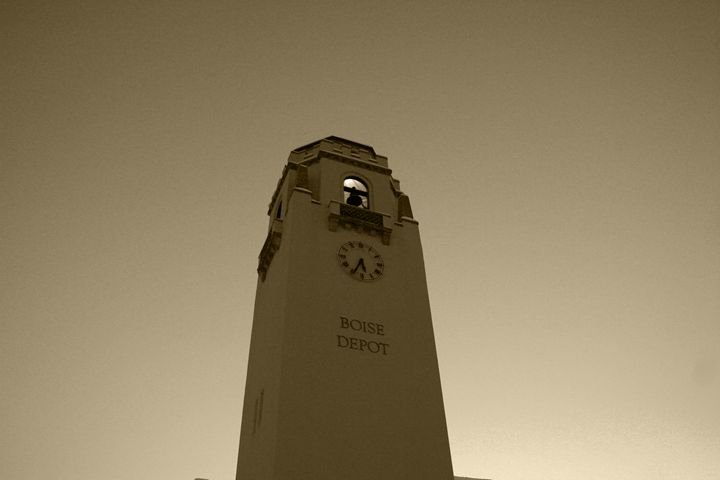 Clock tower - Austun's Photography