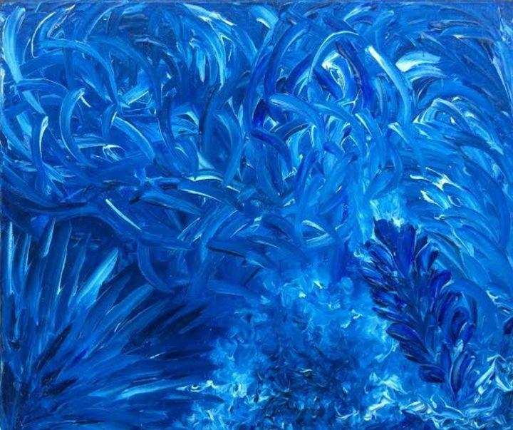 the marine world - devanshi sanghvi