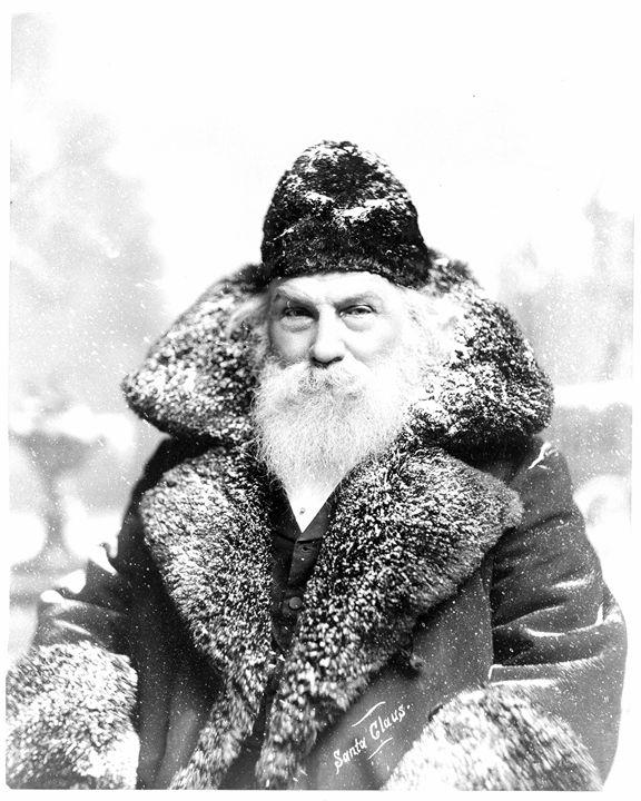 Santa Claus - David Bridburg