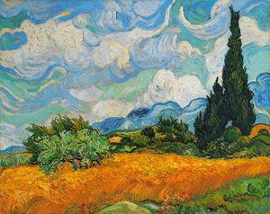 Rust 20 van Gogh - David Bridburg