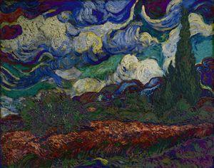 Blend 19 van Gogh - David Bridburg