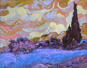 Blend 20 van Gogh - David Bridburg