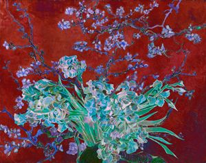 Layered 5 van Gogh