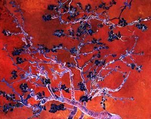 Layered 9 van Gogh