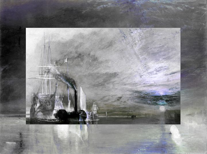 Layered 11 Turner - David Bridburg