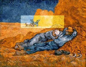 Layered 14 van Gogh