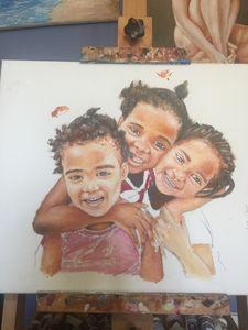 Art passion - Cjf-art90 oil painting