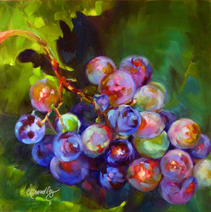 Jewel Tones - Chris Brandley Fine Art