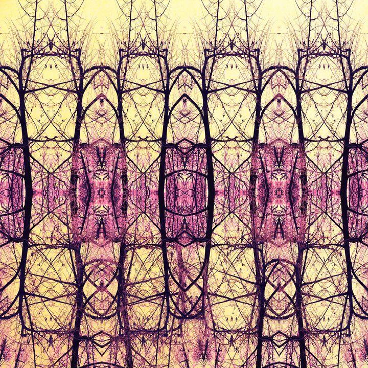 Pink Forest - Smiljana Curic