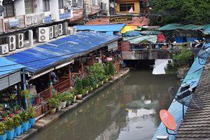 Boat noodle lane Bangkok - RCRayner