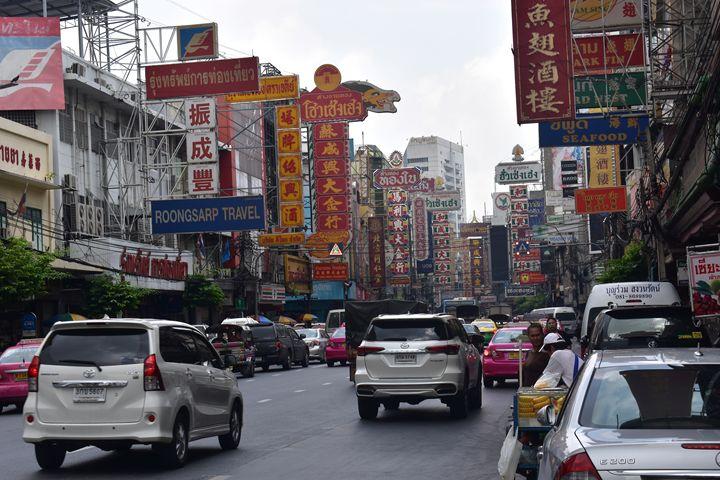 Chinatown Bangkok Thailand - RCRayner
