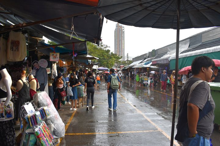 Chatuchak Bangkok weekend market - RCRayner