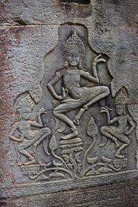 Apsara Dancers - Angkor Thom