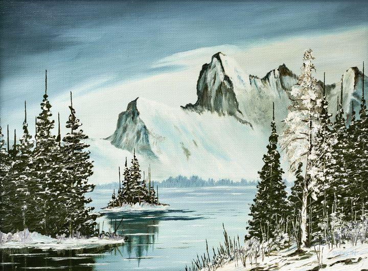 Winter Peace - Michelle LeVesque Knie